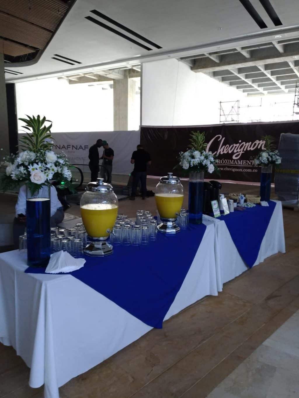 Catering - Estación de Bebidas