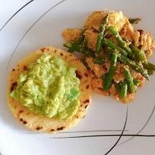 Incluir verdes en tu Desayuno