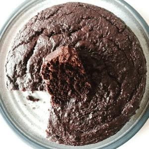 Torta de Chocolate Saludable